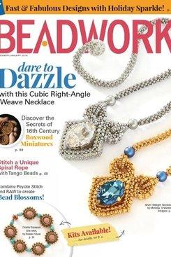 Magazines & Books Beadwork - 2017 12 Dec / Jan