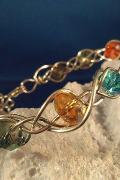 Whimsical Bracelet WEBINAR Class Materials Kit