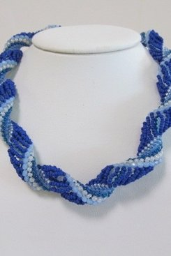 Rolling Ocean Waves Necklace Class Materials Kit