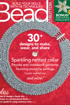 Magazines & Books Bead & Button-2017 12 December