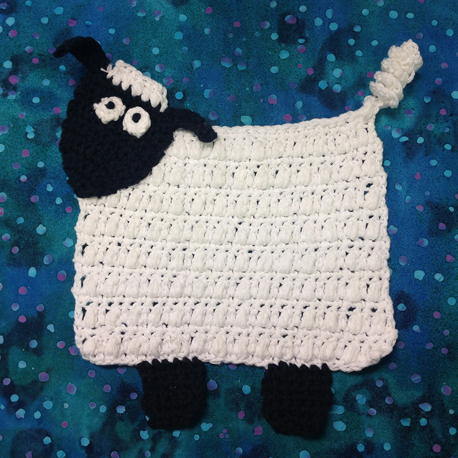 Classes 3/24 6-9pm  Month by Month Dishcloths - March Instruction - Linda Fabbro