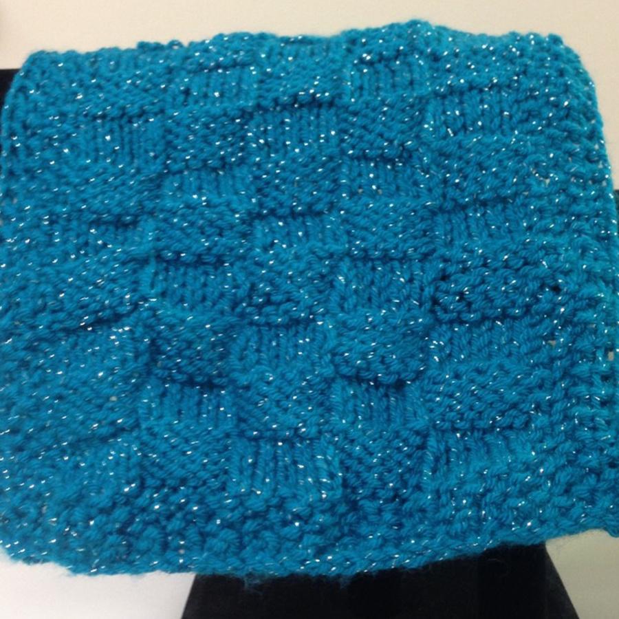 Classes 2/14 2-5p Beginning Continental Knitting Instruction  - Linda Fabbro