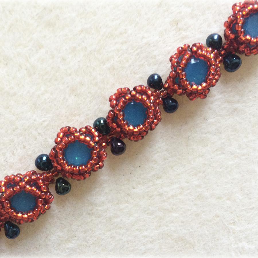 Store Kits - SF Rose Buds Bracelet Kit