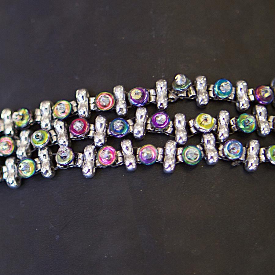 Classes 8/17 2-5pm Amy Katz's It's A Wrap Bracelet Instruction - Gail Bloom