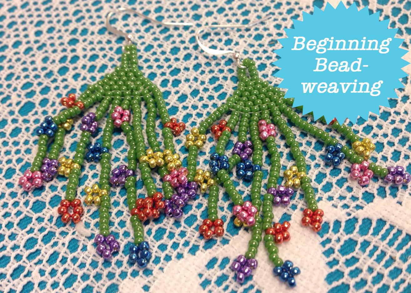 Store Kits BBS - Bountiful Garden Earrings Class Kit