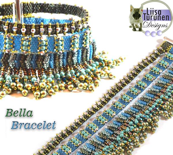 Classes 08/14 11am-5pm Bella Bracelet Class & Webinar