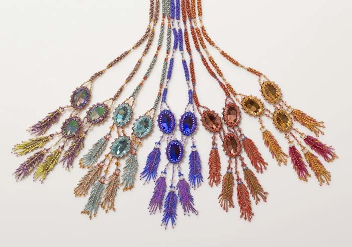 Store Kits Feathers Necklace Class Kit