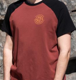 Frett Design T-Shirt terrasse