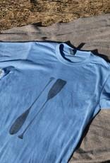 Arseno T-Shirt Triblend Bleu