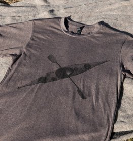 Arseno T-Shirt Triblend Brun