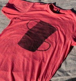 Arseno T-Shirt Triblend Rouge