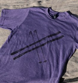 Arseno T-Shirt Triblend Mauve
