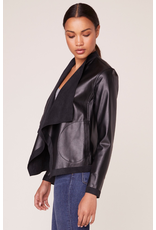 bb dakota bbdakota teagan reversible faux leather jacket