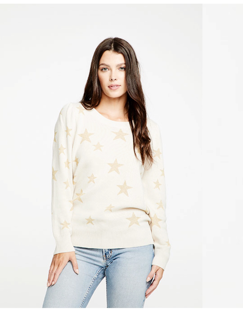 chaser chaser star sweater