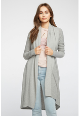 chaser chaser cozy collar duster