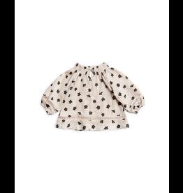 rylee cru rylee + cru winter flower quincy blouse