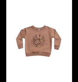 rylee cru rylee + cru fox dreams sweatshirt