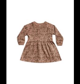 rylee cru rylee + cru woodland raglan dress