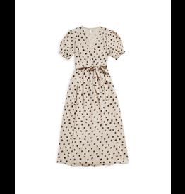 rylee cru rylee + cru womens winter flower wrap dress