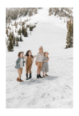 rylee cru rylee + cru check kat dress