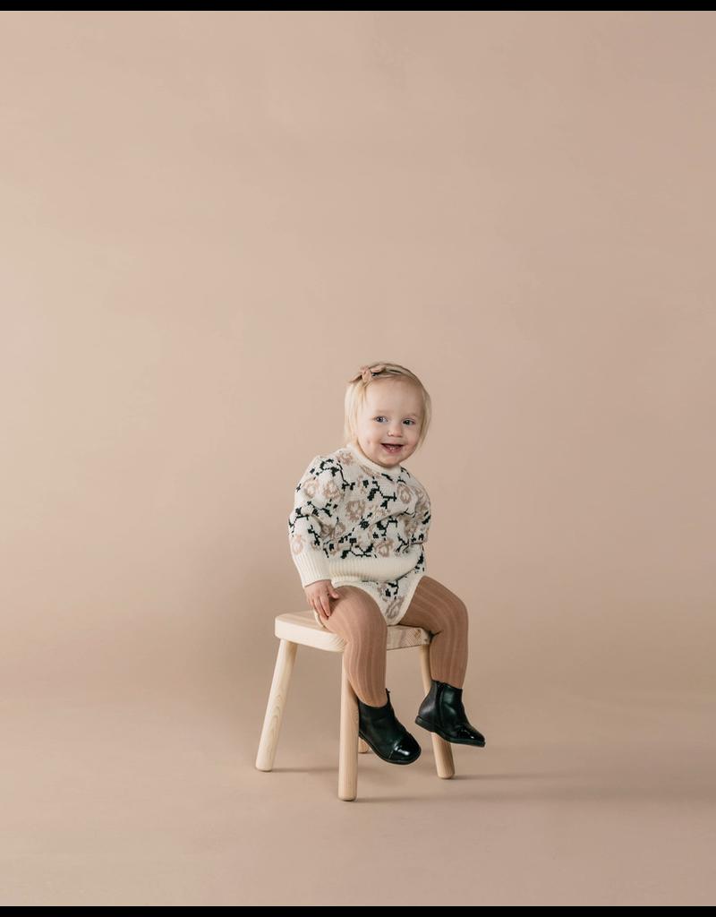 rylee cru rylee + cru vintage rose knit bloomer
