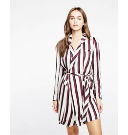 chaser chaser blazer mini dress