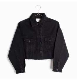 flight lux all row the frances denim jacket