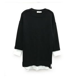 rd style rd style knit dress with dress shirt bottom