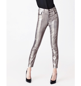 j brand j brand lillie high rise crop skinny wax coated