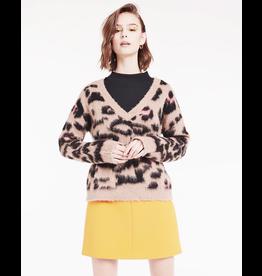 wildfox wildfox preppy kitty sweater