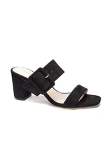 chinese laundry two strap block heel sandal