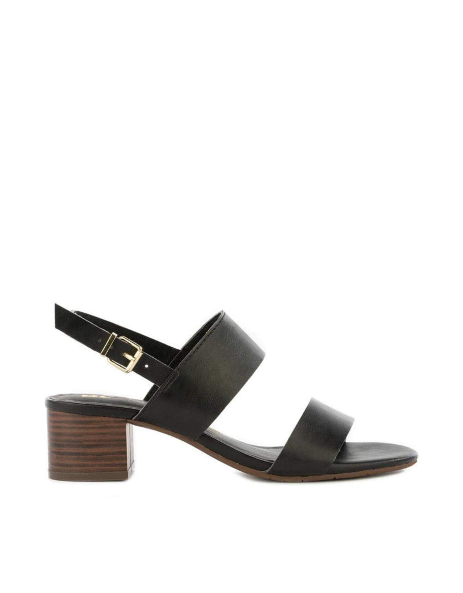 flight lux bc vegan sandals with block heel