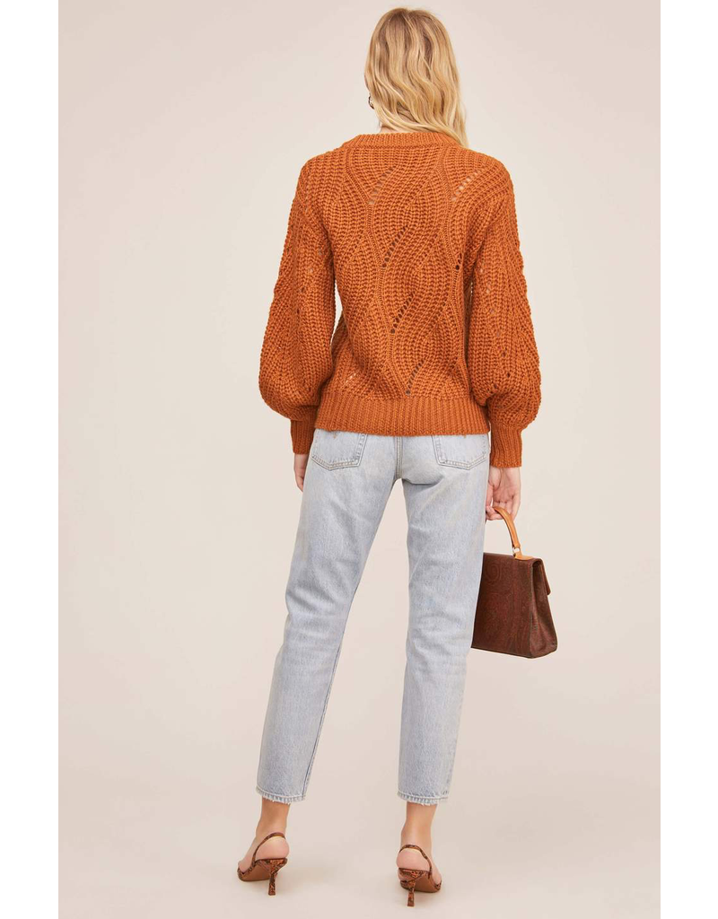 astr astr dora sweater