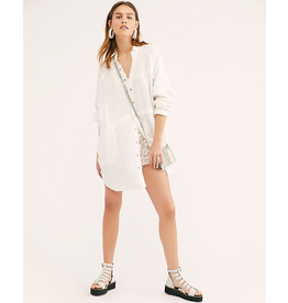 free people summer daydream button down