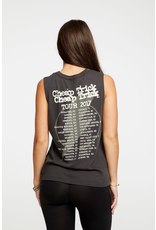 chaser chaser muscle graphic tank