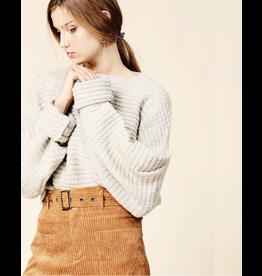 astr line + dot frankie sweater