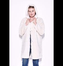 flight lux apparis celina hooded faux fur