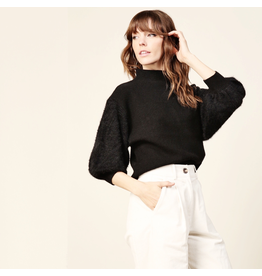 astr line + dot claire sweater