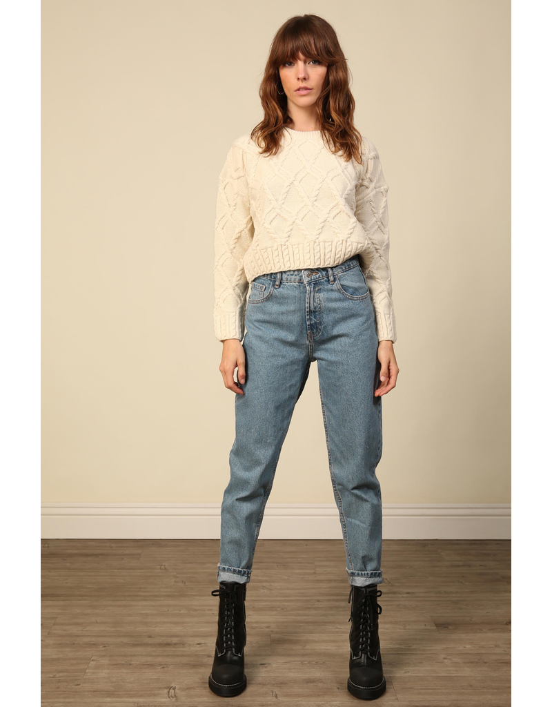line + dot stella sweater