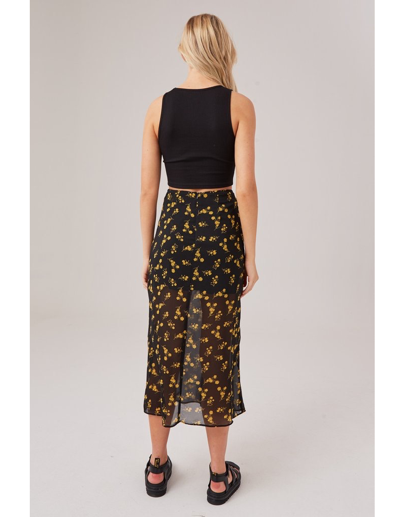 flight lux fifth label region skirt
