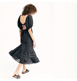 free people let be friends midi dress