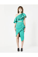 elliatt floridita set top and matching skirt