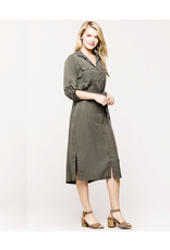 velvet heart ferosha shirt dress