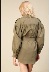 line & dot line + dot gramercy mini dress