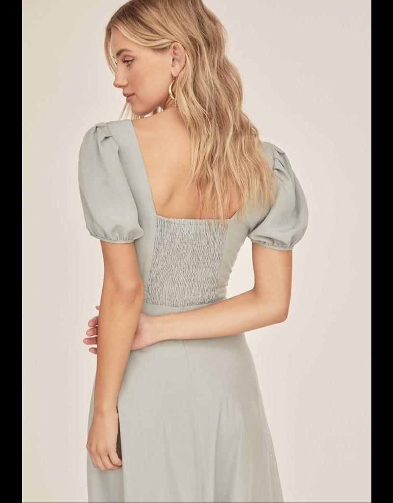 astr astr pippa front button dress