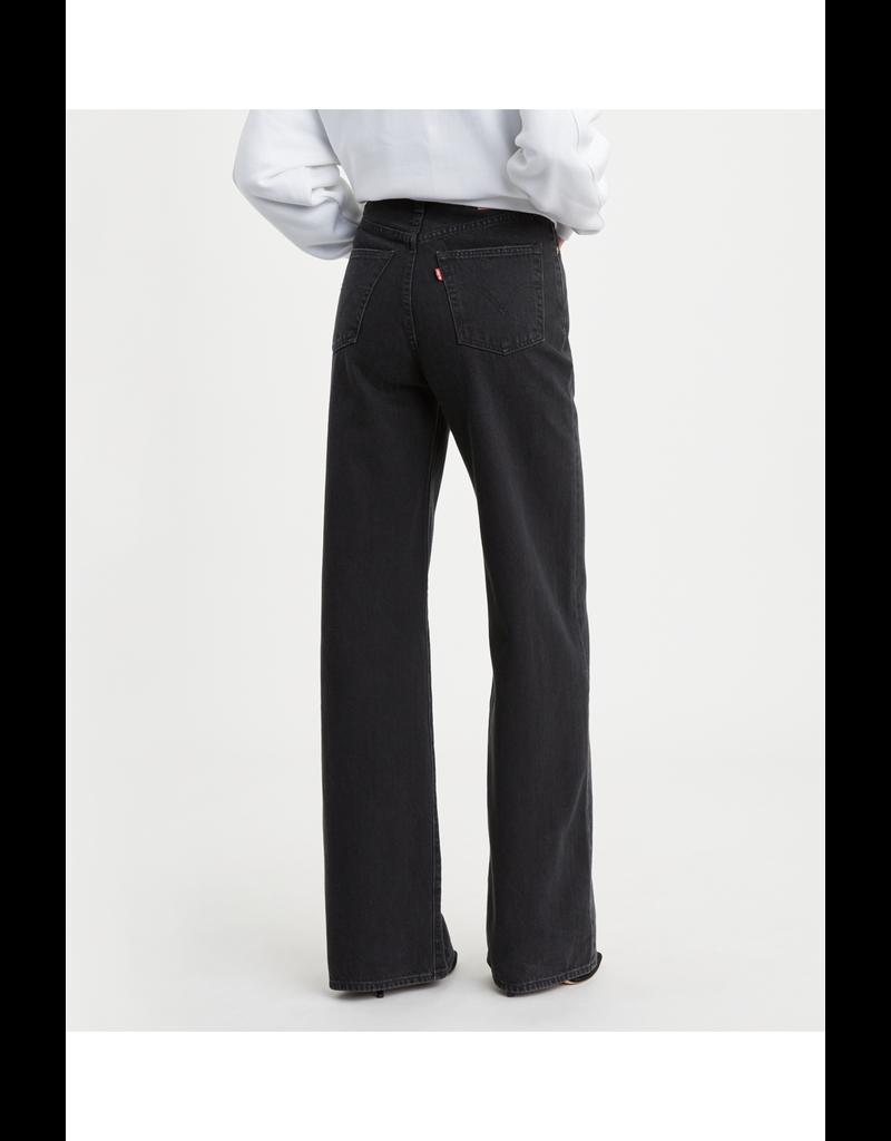 levi levi's ribcage wide leg jeans
