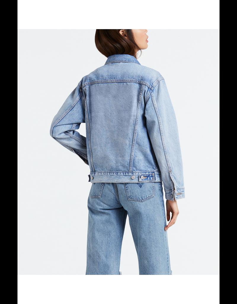 levi levi's classic denim jacket