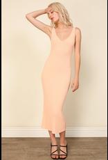 line & dot line + dot hall sweater dress