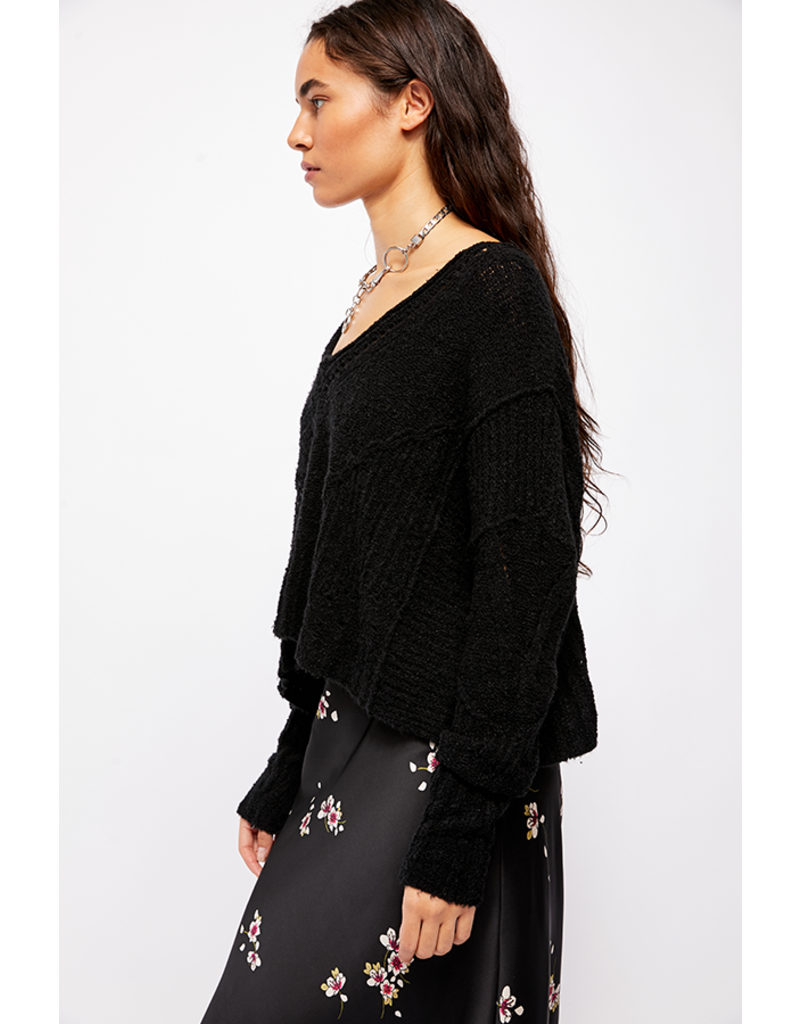 free people free peple seashell sweater