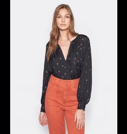 joie joie annalisa printed blouse